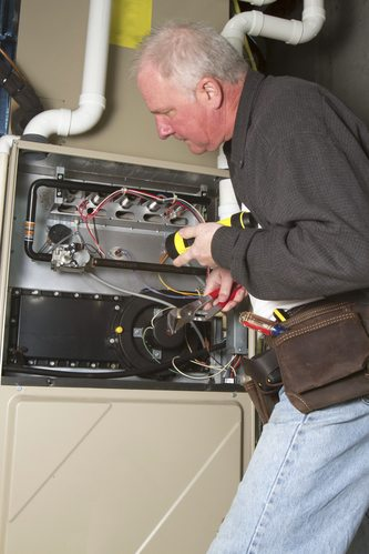 What are the most common heating issues in winter.