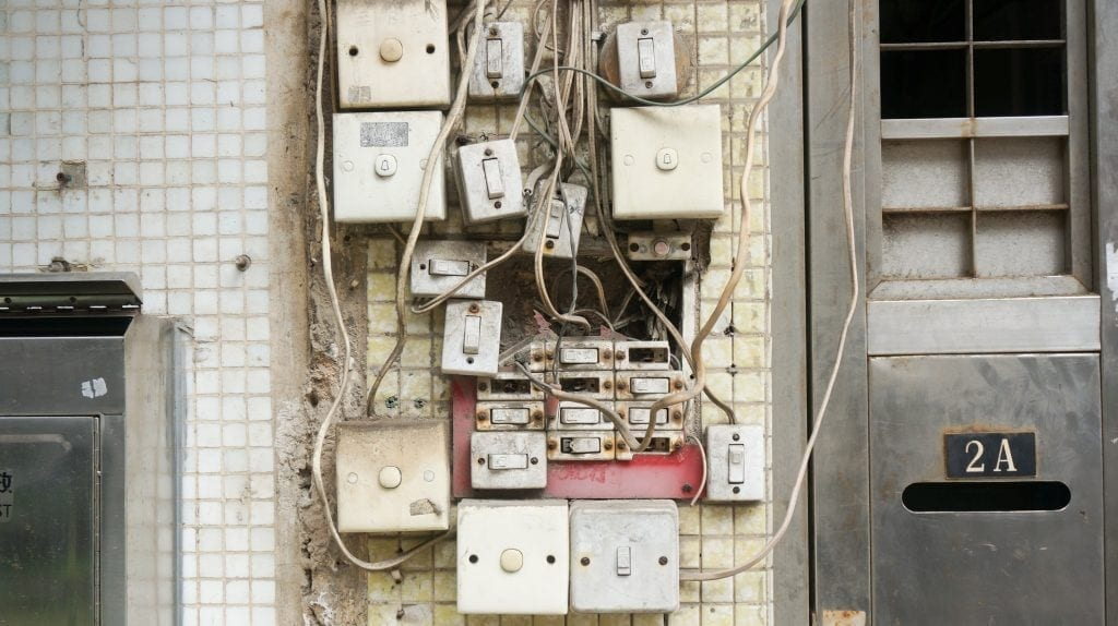 How can I tell if my circuit breaker is failing?